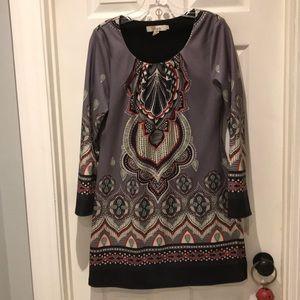 Anthropologie Aryeh printed dress Size Medium